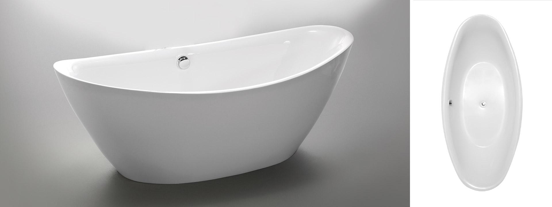 Свободно стоящи вани