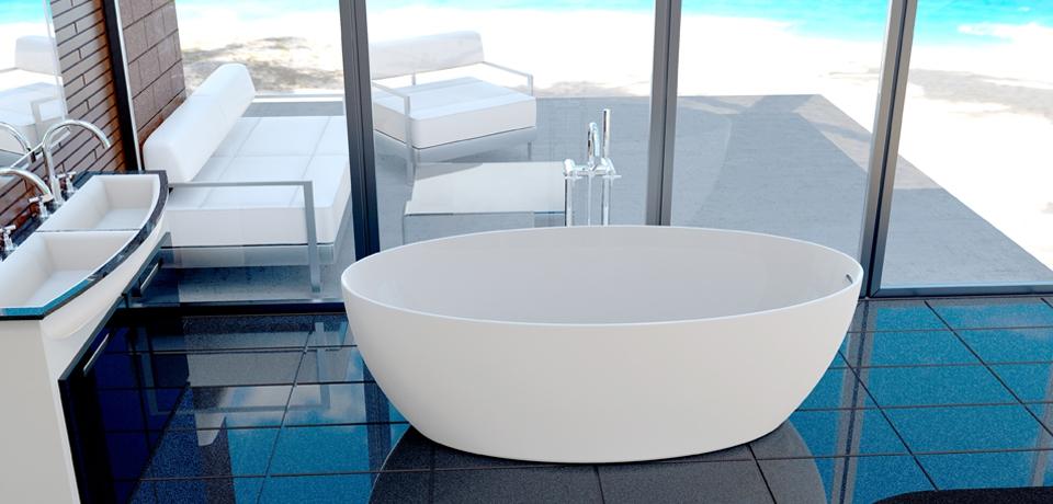 Свободно стоящи вани за спа центрове