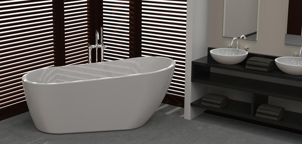 """Вносител вана за баня на най-ниска цена """"Sierra"""""""